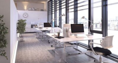 7 claves para reformar la oficina en menos tiempo