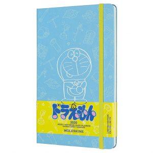 Agenda semanal de Doraemon