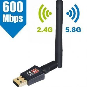 Antena wifi de largo alcance Maxesla