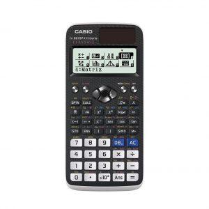 Calculadora científica de color negro