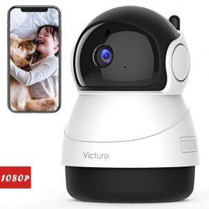Cámara de videovigilancia compatible con iOS