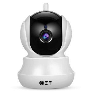 Cámara de vigilancia con alarma