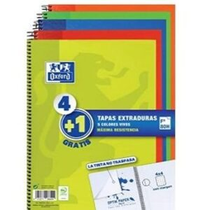 Cuadernos Oxford