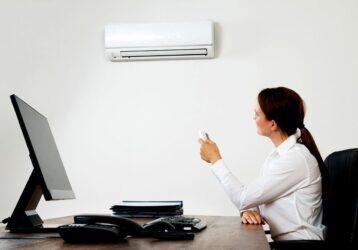 ¿Cuál es el mejor tipo de climatización para una oficina?
