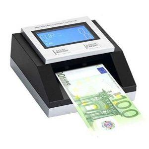 Detector de billetes falsos compacto