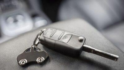 Pérdida de las llaves