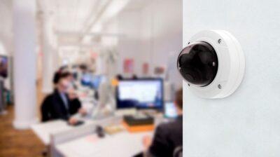 ¿Es legal instalar cámaras de seguridad en el centro de trabajo?