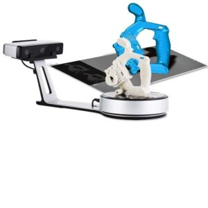 Escáner 3D de uso sencillo
