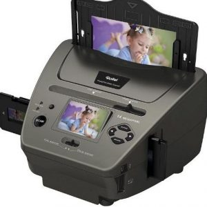 Escáner de diapositivas Rollei
