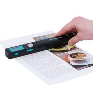 Escáner de documentos Iris
