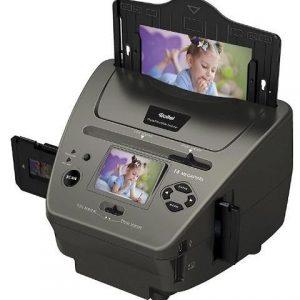 Escáner de negativos Rollei