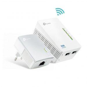 Extensor de red por línea TP-Link AV500