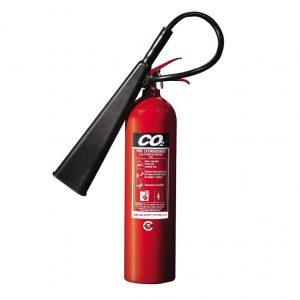 Extintor de CO2 de 5kg