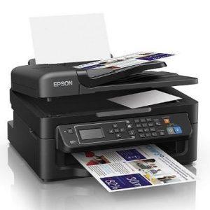 Impresora con escáner Epson