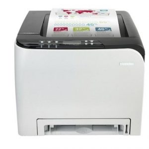 Impresora láser de color Ricoh