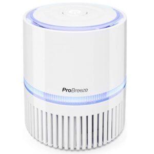 Ionizador de ozono con luz nocturna