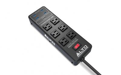 Regletas de enchufes con USB