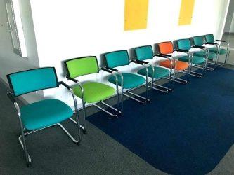 Sillas de sala de espera