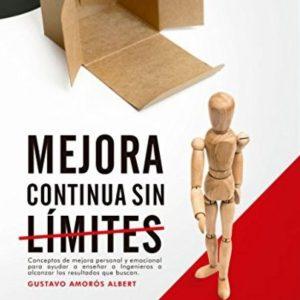 """Libro """"Mejora Continua Sin Límites"""""""
