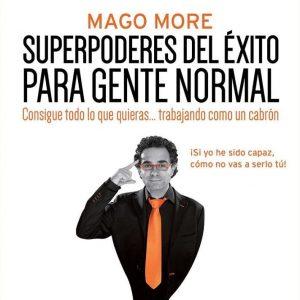 """Libro """"Superpoderes del éxito para gente normal"""""""