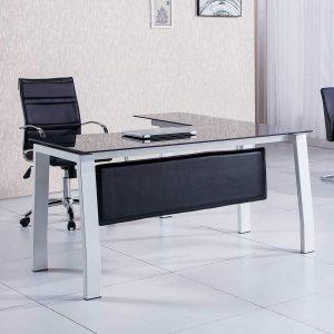 Mesa de despacho moderna