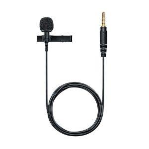 Micrófono de solapa de condensador