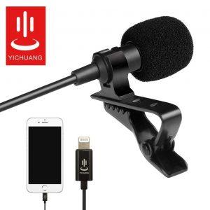 Micrófono de solapa profesional