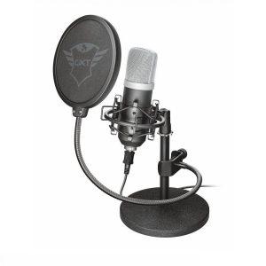 Micrófono para PC negro