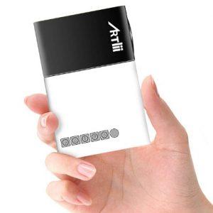 Mini proyector para el móvil