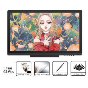 Monitor de dibujo de lápiz digital