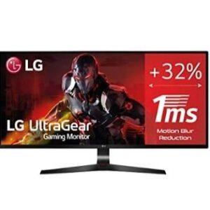 Monitor UltraWide LG para gaming