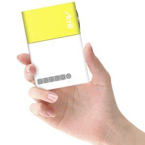 Proyector portátil mini