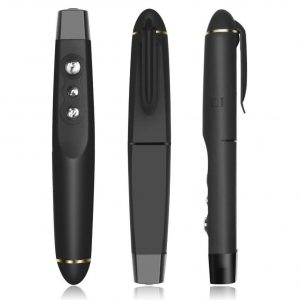 Puntero láser con forma de bolígrafo