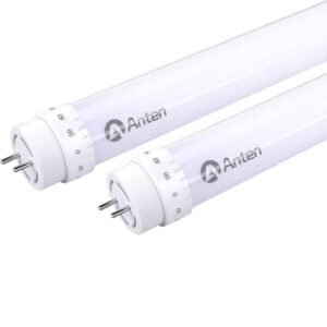 Tubo fluorescente LED brillante